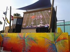 Win a $50 AJ's Gift Certificate & some major bragging rights! Click the the click below to enter in your pick and name our new JUMBOTRON we just had set up in the Tiki Village area! You have till Friday 9/5/14 and can enter as many times as you'd like. We'll be announcing the winners on air from our live remote upstairs that afternoon.