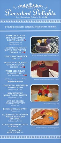 80 Epcot Festival Of The Arts Ideas Epcot Food Photo Festival