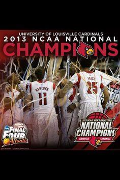 2013 NCAA CHAMPIONS CELEBRATIONS