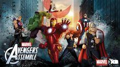 Marvel Avengers Assemble Season 01 Episode 01