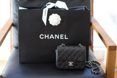 Chanel square mini - steffysstyle