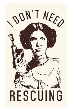 Star Wars Movie Poster Princess Print Inspirational Movie Quote Fun Funny Classic Strong Woman Motivational - Star Wars Princesses - Ideas of Star Wars Princesses - Star Wars: Princess Leia Poster Print I don't by MusicAndArtCoUSA Star Wars Poster, Poster S, Poster Prints, Star Wars Icons, Poster Frames, Poster Maker, Poster Ideas, Star Wars Meme, Leia Star Wars