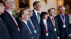 Obama: el primer presidente en publicar un artículo científico