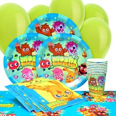 Moshi Monsters Party Pack - Value SAVE 15% 9.99 For 8
