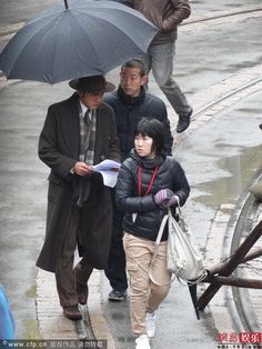 Behind the scenes - The Crossing 太平輪