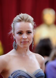 Graceful Rachel McAdams ...Magnificent Hairstyles...