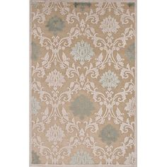 Area Rugs - Color: Blue-Brown & Tan-Ivory & Cream | Wayfair