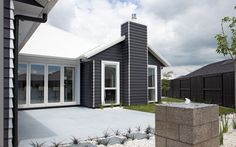 Signature Homes is one of the leading home builders in New Zealand. When it comes to house plans NZ and new house builders NZ House Cladding, House Siding, Exterior Colors, Exterior Design, House Landscape, New Home Builders, Home Inspection, Building A House, House Plans