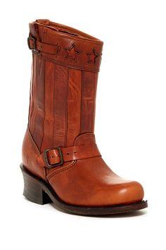 Engineer Americana Short Boot by Frye on @HauteLook