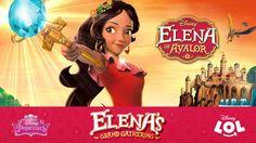 Elena of Avalor: Elena's Grand Gathering - for KIDS