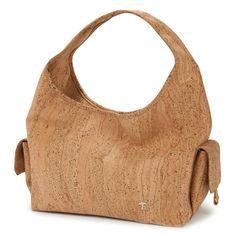 Hobo, Natural Shoulderbag. Elegant Fashion made by Nature.