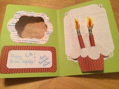 Nick's birthday - inside