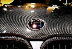 Carbon BMW 550i (Instagram / @fabioskee)