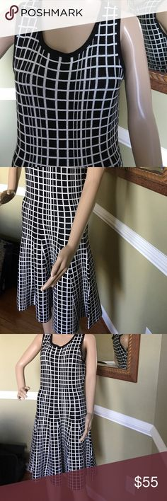 Beautiful dress  soft and comfy sweater dress New with tags great office attire so comfy The Limited Dresses Midi
