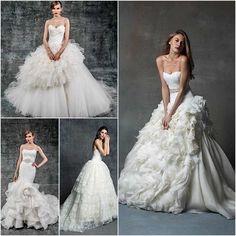 Favorite Isabelle Armstrong Wedding Dresses - MODwedding