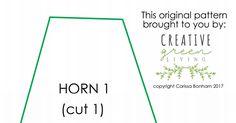 Unicorn horn headband pattern and tutorial from Creative Green Living.pdf