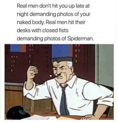 Funny pictures about Spiderman Obsession. Oh, and cool pics about Spiderman Obsession. Also, Spiderman Obsession photos. Memes Marvel, Marvel Funny, Dankest Memes, Funny Memes, Hilarious, Marvel Dc, Funniest Memes, It's Funny, Photos Of Spiderman
