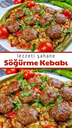 Turkish Recipes, Ethnic Recipes, Mothers Day Dinner, Building A Kitchen, Quiche, Chicken Recipes, Dinner Recipes, Food And Drink, Vegetarian