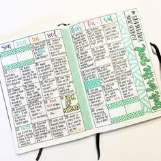 Monthly Highlights for your Bullet Journal (BuJo). Bullet Journal Designs, Bullet Journal Décoration, Minimalist Bullet Journal, Bullet Journal Layout, My Journal, Journal Pages, Bujo, Journal Inspiration, Style Inspiration
