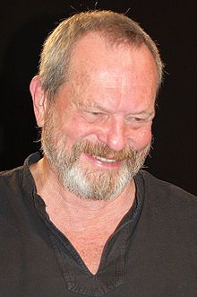 """Terry Gilliam is an American-born British screenwriter, film director, animator, actor and member of the Monty Python comedy troupe. Gilliam is also known for directing several films, including Brazil (1985), The Adventures of Baron Munchausen (1988), The Fisher King (1991), 12 Monkeys (1995), and Fear and Loathing in Las Vegas (1998). The only """"Python"""" not born in Britain, he took British citizenship in 1968."""
