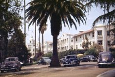 Beverly Hills Hotel, 1940s