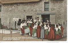 Irish Fashion, Irish People, Irish Roots, Ireland, Textiles, Charmed, Exhibit, British, Painting