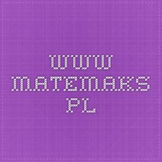 Matematyka maksymalnie prosta: działy tematyczne, matura, playlisty, programy i…