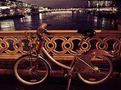 Pont de Bercy en Vélib