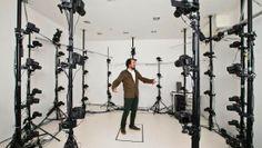 3D-Druck zum Selbermachen - Die Firma 3D Scaper hat in Frankfurt einen Laden eröffnet, in dem sich Menschen 3D-drucken lassen können. Tim Ka...