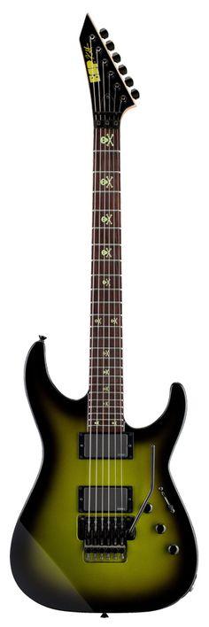 ESP KH-2 SE [Kirk Hammett Signature Model]    It will me mine... Oh yes,... it will be mine ;-)