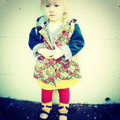Toddler Folk Corduroy Jacket!