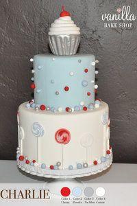 Vanilla Bake Shop - Pedestal Cakes