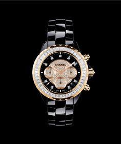 Chanel watch