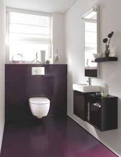 Le meuble wc | Toilet, Wc design and Small toilet