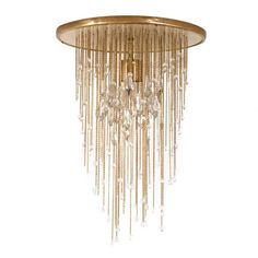 I want a chandelier like this...in like every room of my home... NOW. I think it would look especially grand however, in a foyer!