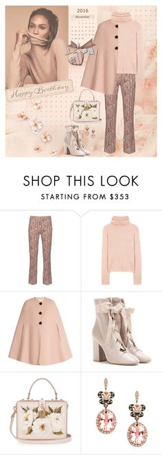 """Happy November! Happy Birthday!!"" by musicfriend1 ❤ liked on Polyvore featuring Giambattista Valli, Acne Studios, Roksanda, Valentino, Dolce&Gabbana, Effy Jewelry, followers, happybirthday, polyvorecommunity and thankful"