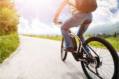 If you're buying an eBike instead of a regular bicycle, a motorcycle, or even a car, you might want to know how an eBike works. This article discusses just that - eBikes, and we will answer the question ''how does an ebike work''. The Three Main Components – Motor, Battery, & Sensors The most important thing for you to know is that eBikes have three main components that allow them to function in the way they do. Electric Mountain Bike, Alps, Mountain Biking, Photo Editing, Bicycle, Find Man, Motorcycle, This Or That Questions, Royalty Free Stock Photos
