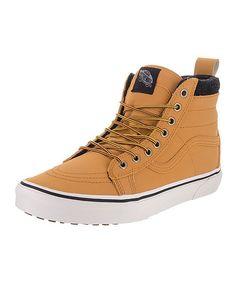 Honey MTE Sk8-Hi Leather Skate Shoe - Unisex