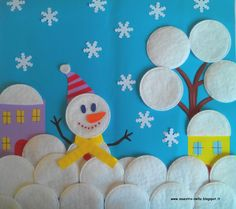 New Year's crafts for 2018 - 60 interesting ideas - Hooray! And this means that it's time to do New Year's crafts for This fascinating Kids Crafts, New Year's Crafts, Winter Crafts For Kids, Diy For Kids, Diy And Crafts, Christmas And New Year, Christmas Crafts, Christmas Decorations, Winter Art Projects