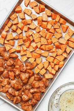 Prep – Roasted Chicken and Sweet Potato Roasted Chicken and Sweet Potato Meal Prep - Roasted to perfection, this sheet pan chicken and sweet potato is perfect for meal prep.Roasted Chicken and Sweet Potato Meal Prep - Roasted to perfection, this sheet pan Oven Chicken, Chicken Meal Prep, Roasted Chicken, Baked Chicken, Meal Prep Sweet Potatoes, Sweet Potato Oven, Roasted Sweet Potatoes, Sweet Potato Recipes Healthy, Healthy Recipes