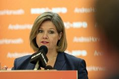 Did NDP Leader Andrea Horwath Just Make a Gaffe?