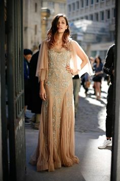Paris Fashion Week #pfw #paris #streetstyle High Fashion Dresses, Great Lengths, Paris Fashion, Winter Wonderland, Hacks, Street Style, Fancy, Style Inspiration, Couture