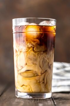 Iced Coffee is so easy to make at home, and even more delicious than you can buy at Starbucks or McDonalds! If you've ever wondered how to make Iced Coffee at home, you've come to the right place. This Iced Coffee is EASY, delicious, perfectly sweet, and so addicting. Having a glass of this Homemade Iced Coffee is the best way to start your day.