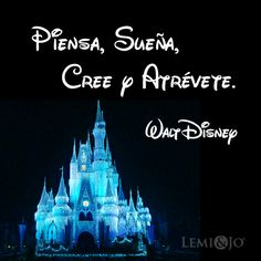 Frases Disney, Walt Disney Quotes, Disney Theme, Disney Dream, Playroom, Pop Art, Feelings, Disney Princess, Doraemon