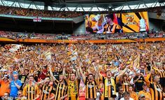 hull city 2013 wembley crowd - Google Search Hull City, City Photo, Basketball Court, Crowd, Image, Google Search