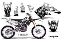 Kawasaki KX250F 2004-2005 Graphics Kit Motocross Stickers, Motorcycle Stickers, Bike Stickers, Sticker Design, Automobile, Racing, Kit, Vehicles, Deadpool