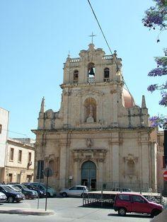Church of Santa Venera, Avola (Sr) - Sicily