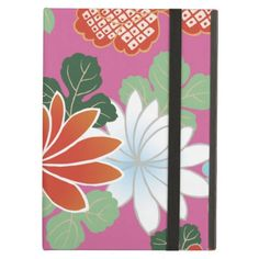 Beautiful Red Pink Blue Japanese Floral Pattern iPad Folio Case so please read the important details before your purchasing anyway here is the best buyDiscount Deals          Beautiful Red Pink Blue Japanese Floral Pattern iPad Folio Case today easy to Shops & Purchase Online - trans...