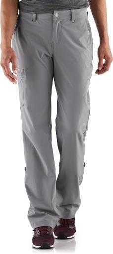 REI Co-op Kornati Roll-Up Pants - Women's Petite Sizes Quiet Shade