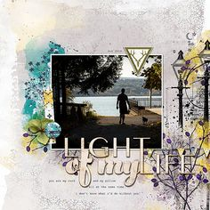 Light of My Life by Jenn using Light Me Home by Lynn Grieveson at The Lilypad